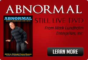 Abnormal: Still Live DVD